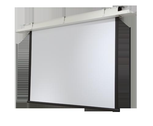 Celexon ecrans encastrables - Ecran de projection encastrable plafond ...